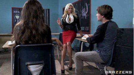 Урок полового воспитания старшеклассников (HD ВИДЕО)