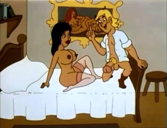 Анимационные фильмы про секс