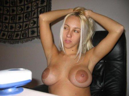 Ее грудные соски нереальных размеров (ФОТО)