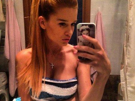 У Ксении Бородиной хакеры украли интимные снимки (ФОТО)