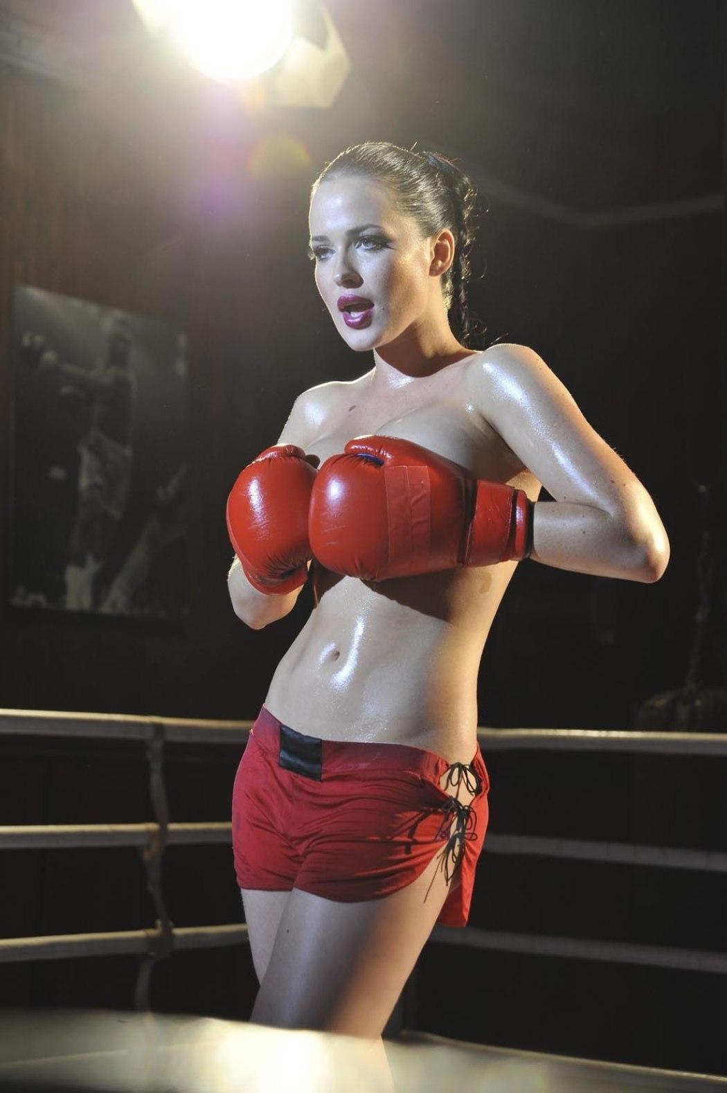 Эротика фото бокс 17 фотография