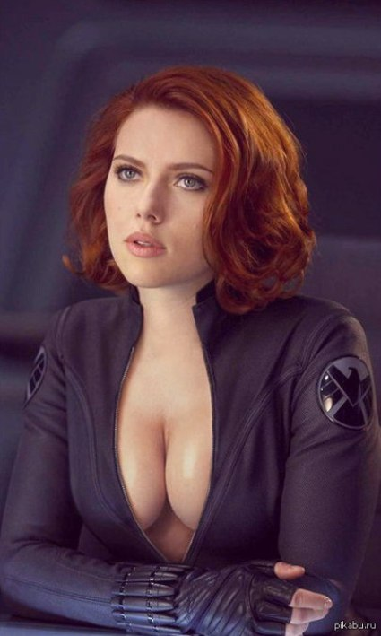 Очаровашка Scarlett Johansson без стыда и белья (ФОТО)