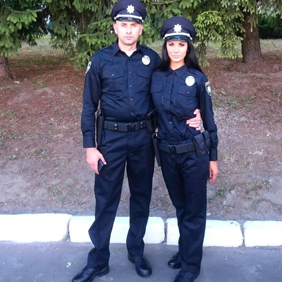 Сотрудница полиции порно 13 фотография
