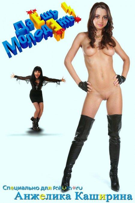 Фото голых героев сериала анжелика