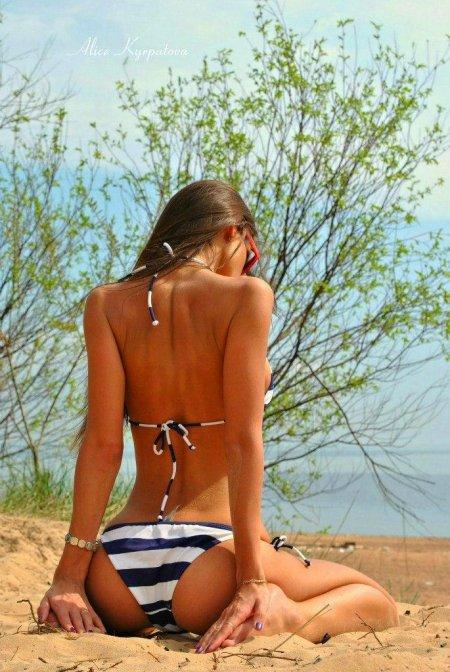 Селфи в купальнике (ФОТО)