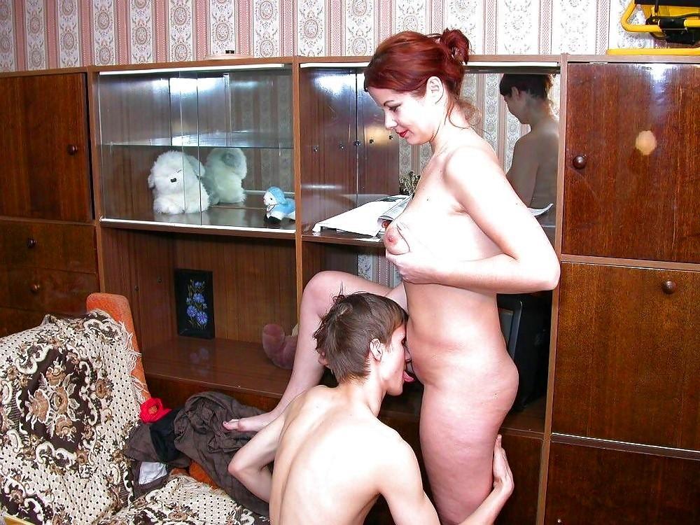смотреть русские тетушки и мамки