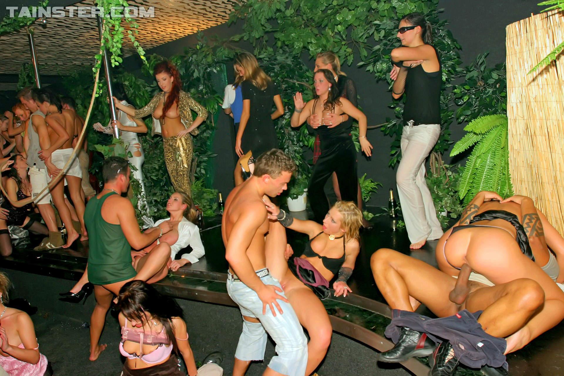 Вечеринки томск секс