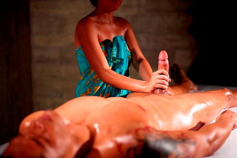 думал, массаж полового члена на видео облегчённо