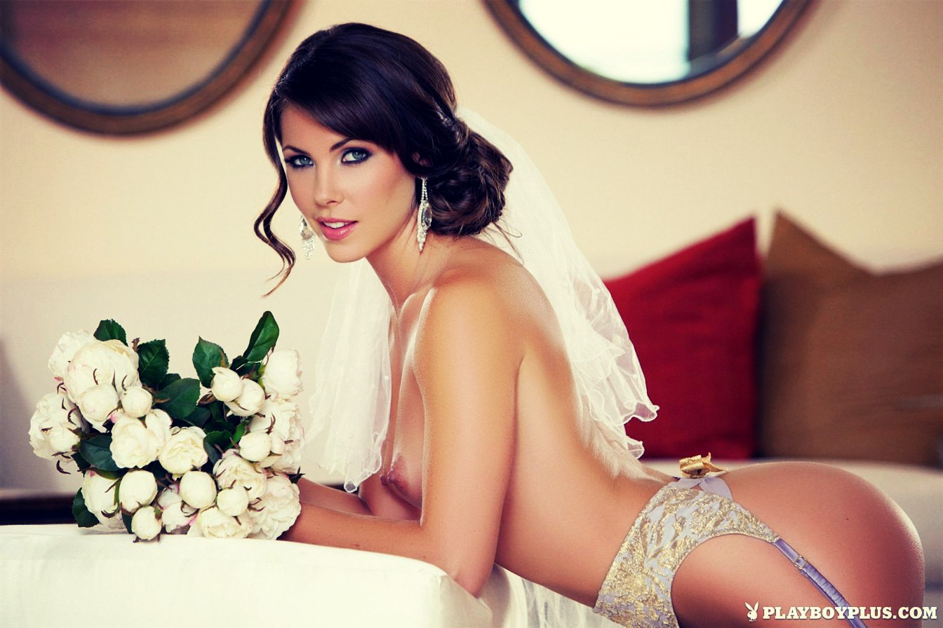 красивая эротика невест фото