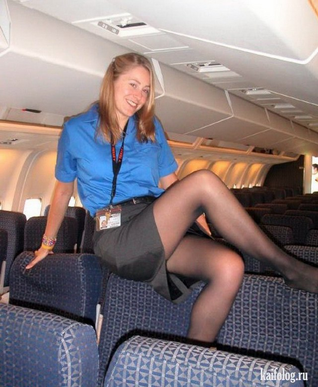 Колготки на стюардессах порно онлайн