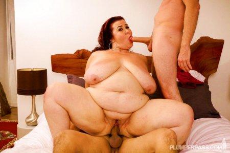 Порно фото жирные
