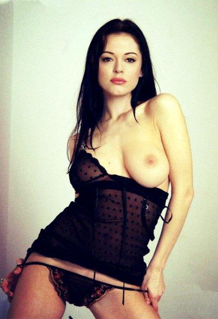 Хоум видео актрисы Роуз Макгоуэн из «Зачарованных»