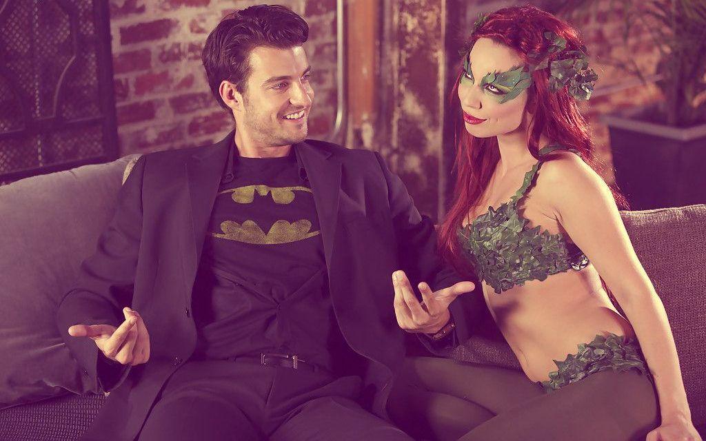 Порно фото косплеев супергероев 11