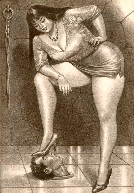 Порноэротика секс в рисунках