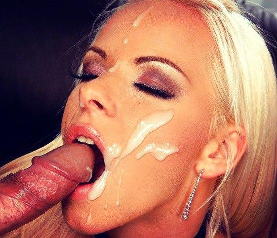 фотото девушек в сперме