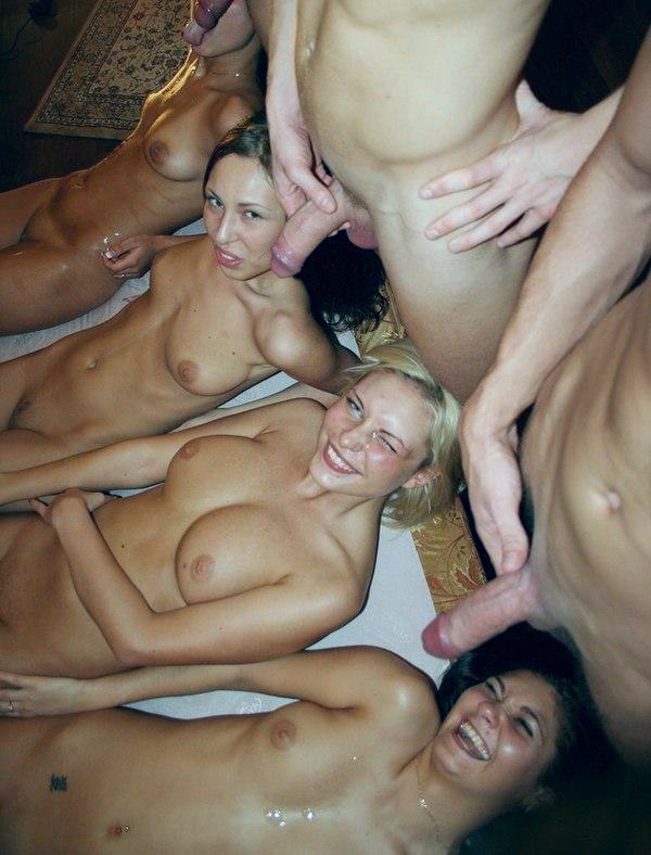 голые вечеринки русские видео