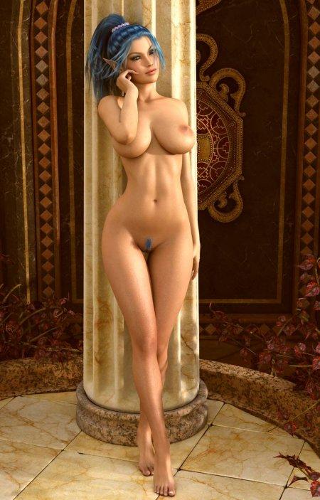 Порно эльфийская чародейка
