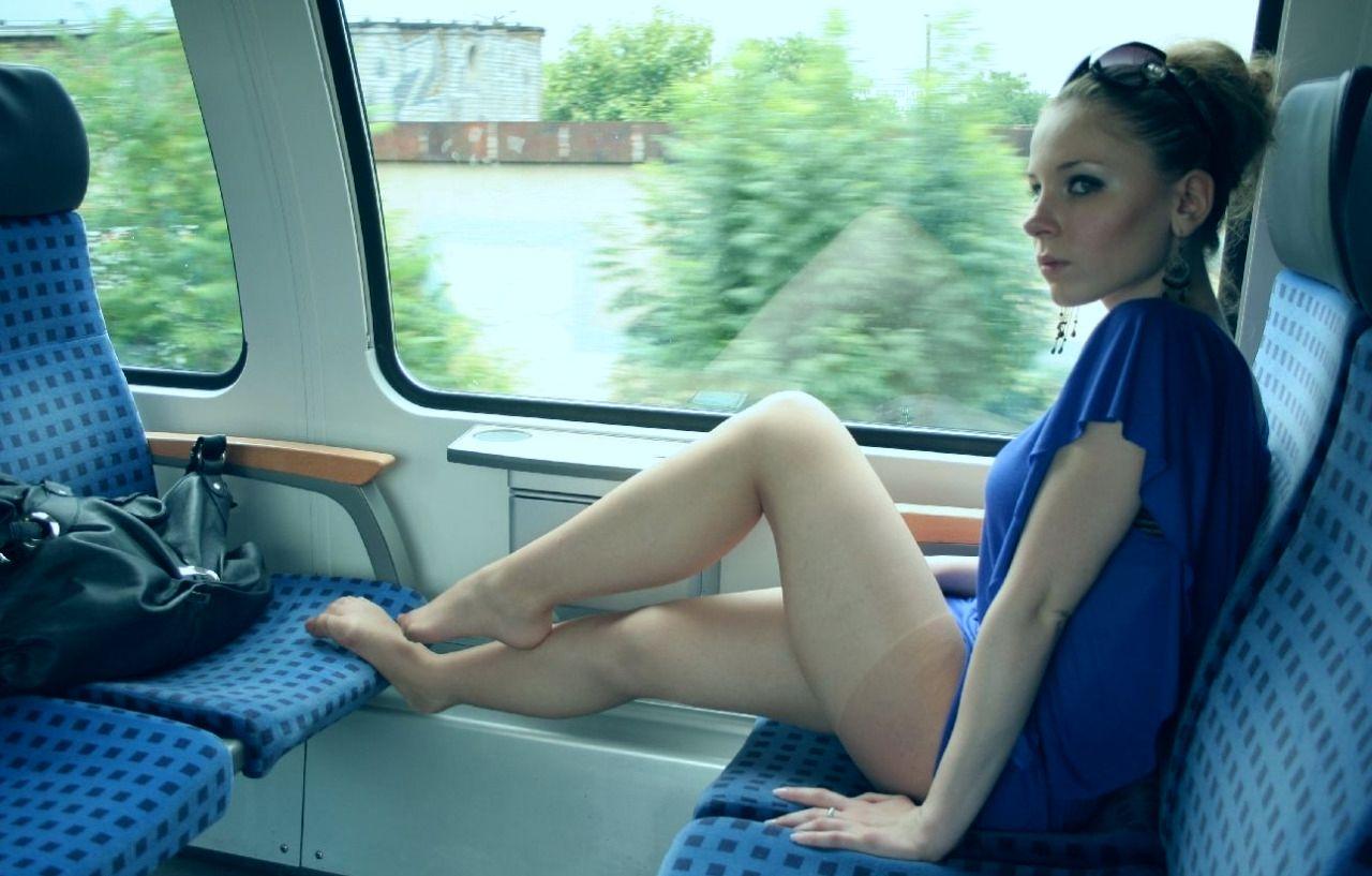 Куни в поезде vkontakte