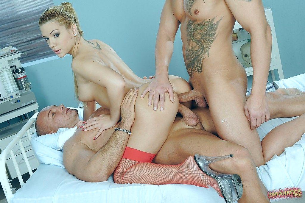 Порно Группа Больница