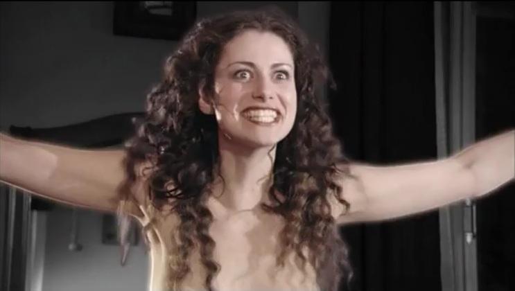 Видео из русских фильмах голых знаменитости, телочка дрочит парню порно