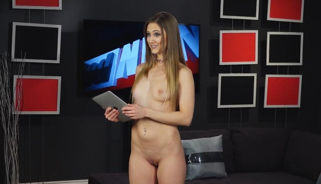 Язык поддельные голые фото телеведущих