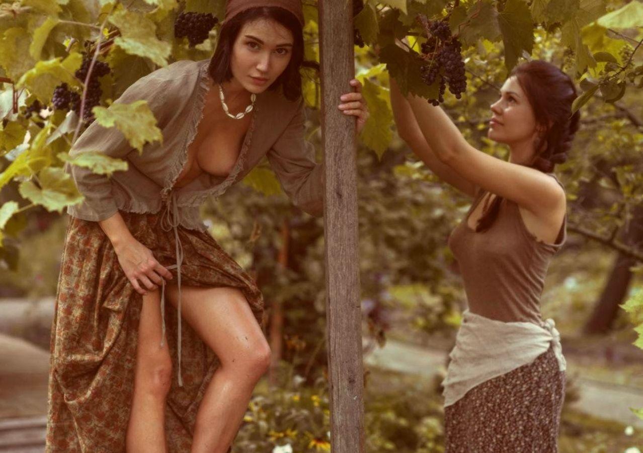 Деревенская эротика на фото, загрузить порнуху онлайн