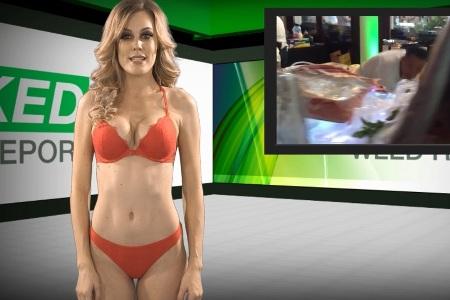Программа голые новости видео блондинку